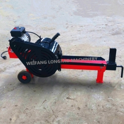 Best Quality Horizontal Electric Faster Log Splitter with CE Approved