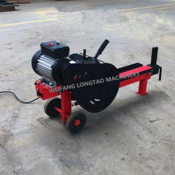 Electric Faster Log Splitting Machine with ce