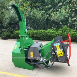 Best price BX72 CE certificate 3PL PTO driven wood chipper for sale