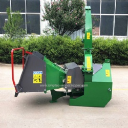 Hot sale Auto feed 3 point hitch PTO driven wood chipper BX72R