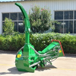 10 Inch Tree Shredders Chippers , 3 Point Chipper With Adjustable Chute BX92R