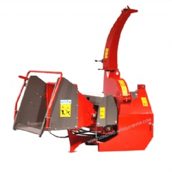 BX72R PTO tractor Driven Hydraulic Auto-Feed Chipper