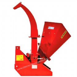 New type BX42 wood chipper suitable for compact tractors