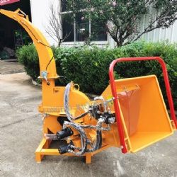BX42R Wood Chippers Used PTO Drum Wood Chipper Machine with CE